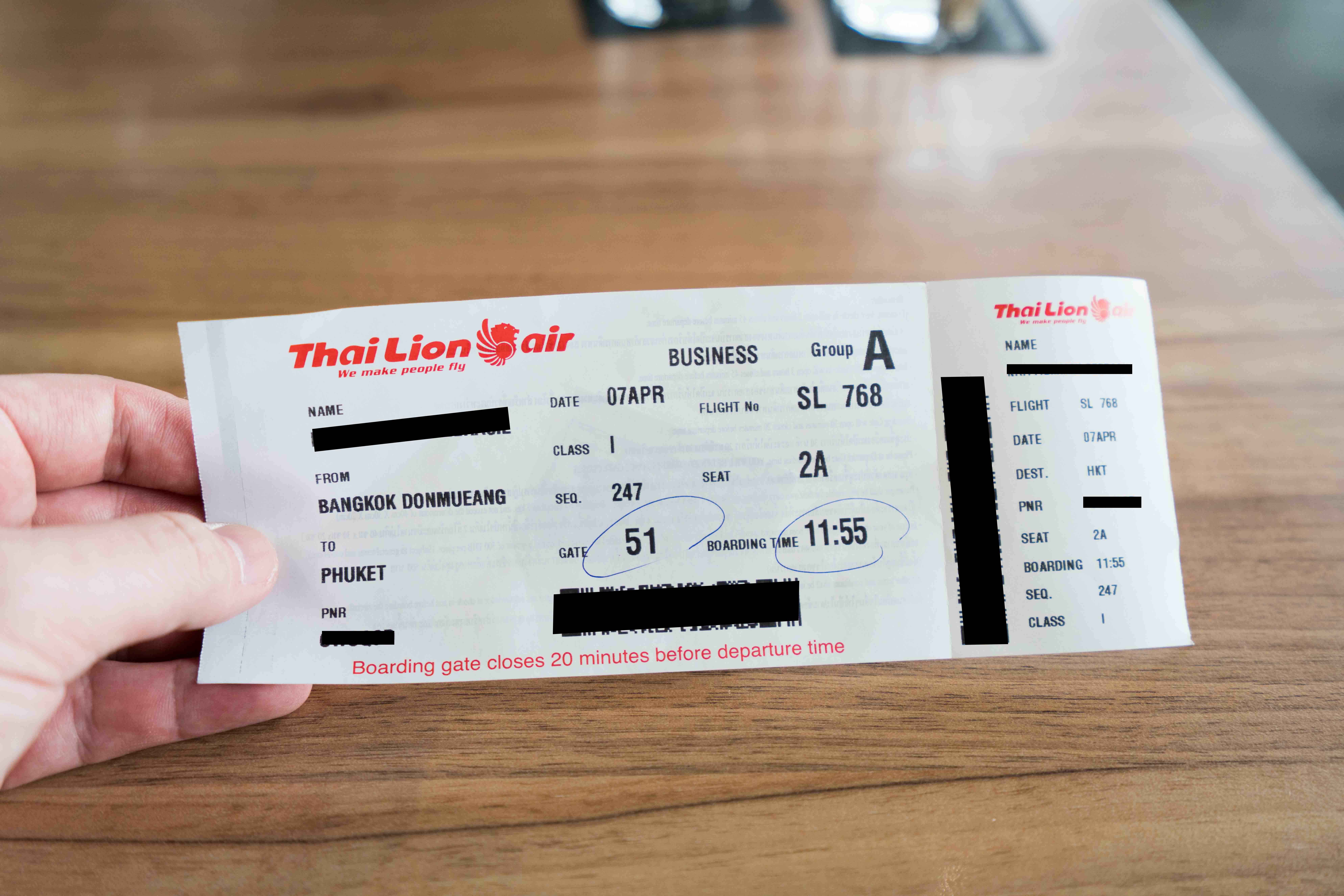 Fly Comfortably with A330-300 Thai Lion Air - Premium ...