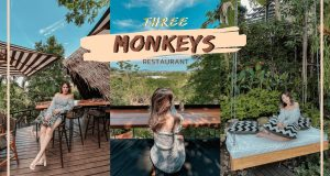 Three Monkeys Restaurant Phuket stylish cafe with a new photograph spot 2020
