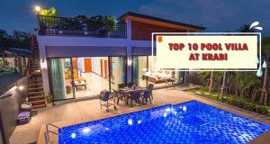 TOP 10 Best Pool Villa in Krabi – Free of COVID Update 2021-2022