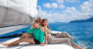 Wonderful trip Review – Luxury fun yacht cruise to Racha, Coral, and Phromthep Cape from Phuket(1 day tour) No-worries Covid-19