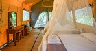 Stay on Nyaung Oo Phee island for 2 night in a comfy fan tent(C.A.)