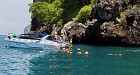 Phi Phi + Bamboo Island by Speedboat