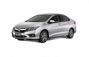 Honda City or similar by Chic Car Rent