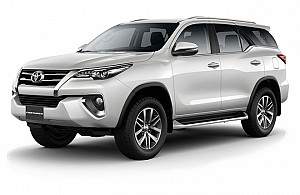 Toyota Fortuner or similar by Chic Car Rent