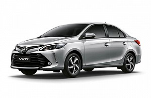 Toyota Vios / Honda City or similar by Hertz