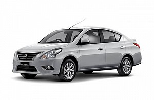 Nissan Almera or similar