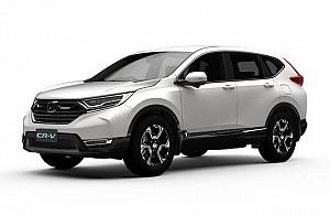 Honda cr v or similar by hertz for Cars similar to honda crv