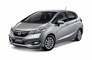 Honda Jazz or similar by Hertz