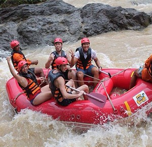 White Water Rafting (D)