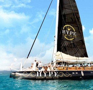 Hype Luxury Cruise Party