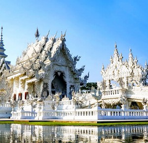 White Temple and Golden Triangle One Day Tour from Chiang Mai
