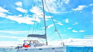 Private Yacht Catamaran to Koh Khai