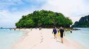 Premium 4 Islands of Krabi Compact Day Tour
