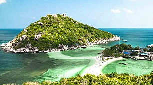 Koh Nangyuan & Koh Tao One Day Tour